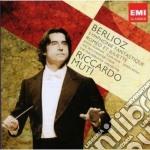 Berlioz - Muti Riccardo - Berlioz: Symphonie Fantastique, Romeo Et Juliette (2 Cd) cd musicale di Riccardo Muti