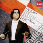 Mozart Wolfgang Amadeus - Muti Riccardo - Mozart: Requiem & Ave Verum cd musicale di Riccardo Muti