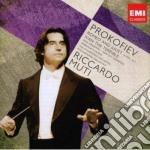 Prokofiev Sergej - Muti Riccardo - Prokofiev: Ivan Il Terrible, Romeo E Giulietta (2cd) cd musicale di Riccardo Muti