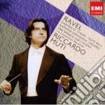 Ravel: rapsodie espagnole; une barque su cd musicale di Riccardo Muti