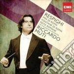 Respighi Ottorino - Muti Riccardo - Respighi: Pini Di Roma, Fontane Di Roma cd musicale di Riccardo Muti