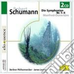 Schumann: sinfonie 1-4 cd musicale di Riccardo Muti