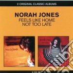 Not too late / feels like home cd musicale di Norah Jones