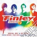 Finley - Adrenalina 2 cd musicale di FINLEY