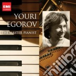 The master pianist (ltd edition) cd musicale di Youri Egorov