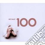 100 BEST BALLET cd musicale di ARTISTI VARI