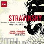 20TH CENTURY CLASSICS: IGOR STRAVINSKY cd musicale di Artisti Vari