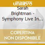 Symphony-live in vienna+dvd cd musicale di Sarah Brightman