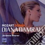 Mozart Wolfgang Amadeus - Damrau Diana - Arie Da Opere E Concerti cd musicale di Diana Damrau
