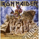 Iron Maiden - Somewhere Back In Time cd musicale di IRON MAIDEN