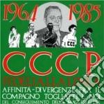 Cccp - Fedeli Alla Linea - Affinita' - Divergenze Fra Il Compagno Togliatti E Noi cd musicale di CCCP - FEDELI ALLA L