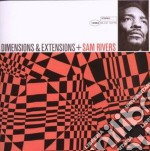 Sam Rivers - Dimensions And Extensions cd musicale di Sam Rivers