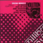 EVOLUTION cd musicale di GRACHAN MONCUR III