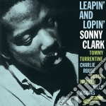 LEAPIN' AND LOPIN' cd musicale di Sonny Clark