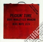Hank Mobley - Peckin' Time cd musicale di Hank Mobley