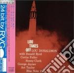 LOU TAKES OFF cd musicale di Lou Donaldson