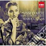 VISSI D'ARTE cd musicale di Maria Callas