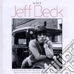 Jeff Beck - The Best Of Jeff Beck cd musicale di Jeff Beck