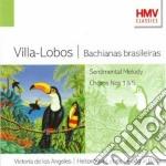 Villa-lobos Heitor - De Los Angeles Victoria - Bachianas Brasileiras cd musicale di DE LOS ANGELES VICTO