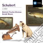 Schubert-lieder cd musicale di Diet Fischer-dieskau