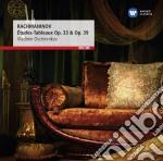 Rachmaninov - Etudes / Tableaux cd musicale di Vladimir Ovchinikov
