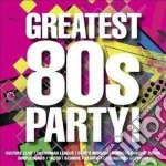 The Greatest 80s Party cd musicale di Artisti Vari