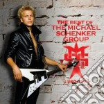 THE BEST OF THE MICHAEL SCHENKER GROUP cd musicale di SCHENKER MICHAEL GROUP