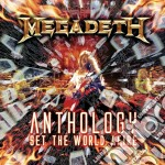 ANTOHOLOGY: SET THE WORLD AFIRE ( + INEDITI) cd musicale di MEGADETH