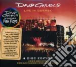 LIVE IN GDANSK  (BOX 4 CD) cd musicale di David Gilmour