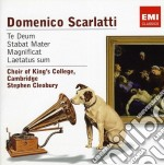 SCARLATTI: TE DEUM - ENCORE               cd musicale di Artisti Vari