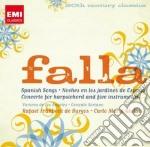 20TH CENTURY CLASSICS: MANUEL DE FALLA    cd musicale di Artisti Vari