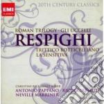 20TH CENTURY CLASSICS: OTTORINO RESPIGHI  cd musicale di Artisti Vari