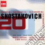 20TH CENTURY CLASSICS: DIMITRI SHOSTAKOV  cd musicale di Artisti Vari