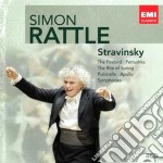RATTLE: BOX STRAVINSKY                    cd musicale di Simon Rattle