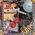 Ben Harper / Relentless 7 - White Lies For Dark Times cd musicale di Ben Harper