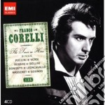 ICON:  FRANCO CORELLI  (BOX 4 CD) cd musicale di Franco Corelli