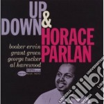 Horace Parlan - Up And Down cd musicale di Horace Parlan