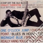 Stanley Turrentine - A Chip Off The Old Block cd musicale di Stanley Turrentine