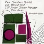 Paul Chambers - Paul Chambers Quintet cd musicale di Paul Chambers