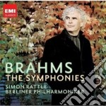 SIMON RATTLE: COMPLETE BRAHMS             cd musicale di Simon Rattle