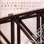 THE PIAZZOLLA PROJECT                     cd musicale di Quartet Artemis