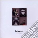 BEHAVIOUR cd musicale di PET SHOP BOYS