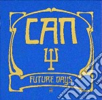 Future days cd musicale di Can