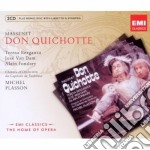 NEW OPERA SERIES: MASSENET: DON QUICHOTT  cd musicale di Michel Plasson