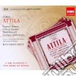 NEW OPERA SERIES: VERDI: ATTILA           cd musicale di Riccardo Muti
