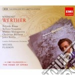NEW OPERA SERIES: MASSENET: WERTHER       cd musicale di Michel Plasson