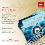 New opera series: bellini norma cd musicale di Riccardo Muti