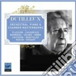 Dutilleux piano da camera e orchestra (l cd musicale di Artisti Vari