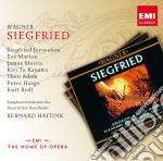 Wagner Richard - Haitink Bernard - New Opera Series: Wagner Siegfried (4cd) cd musicale di Bernard Haitink