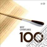100 best overtures cd musicale di Artisti Vari